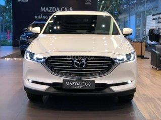 [Cực hot] ưu đãi new Mazda CX-8 từ 150tr + quà tặng - giao xe ngay - hỗ trợ trả góp cực ngầu