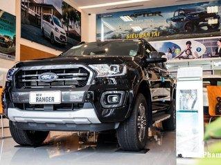 Bán Ford Ranger đời 2020, đầy đủ màu, giá tốt, ưu đãi khủng, hỗ trợ trả góp nhanh chóng