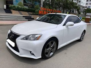 Bán Lexus IS 250C đời 2011, màu trắng, nhập khẩu nguyên chiếc
