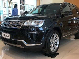 Xe Ford Explorer Limited 2.3L EcoBoost 2020