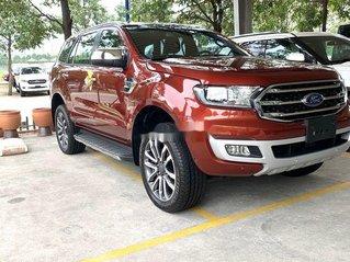 Bán ô tô Ford Everest năm 2020, màu đỏ, nhập khẩu