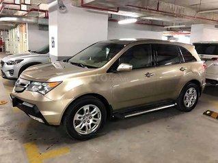 Cần bán Acura MDX năm 2007, xe nhập xe gia đình
