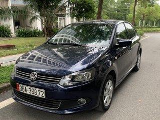 Polo sản xuất 2015 đăng ký 2017 sedan