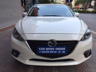 HOT! Mazda 3 1.5 AT 2017 biển Hà Nội. Giá 535 triệu! Hỗ trợ Bank 75%