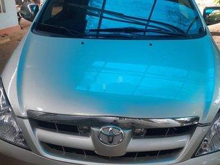 Bán Toyota Innova đời 2006, màu bạc, xe nhập, giá tốt