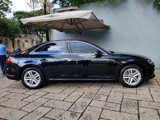 Bán Audi A4 năm sản xuất 2017, màu đen, xe nhập
