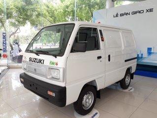 Xe tải Suzuki Van chạy giờ cấm, ưu đãi 25 triệu tiền mặt