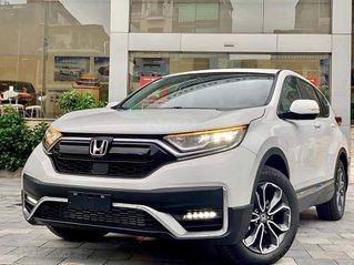 Honda CRV Facelift 2020 - khuyến mãi cực lớn trong tháng ngày, alo nhận ngay báo giá