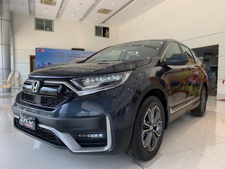 Khuyến mãi cực lớn Honda CR V sản xuất năm 2020
