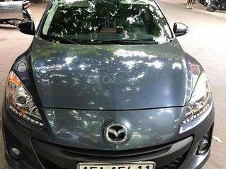 Cần bán gấp Mazda 3 đời 2014, màu xanh lam còn mới