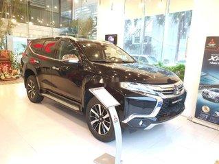 Bán Mitsubishi Pajero Sport 2019, màu đen, nhập khẩu nguyên chiếc
