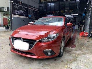 Bán Mazda 3 năm 2015, màu đỏ