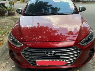 Bán ô tô Hyundai Elantra đời 2017, màu đỏ