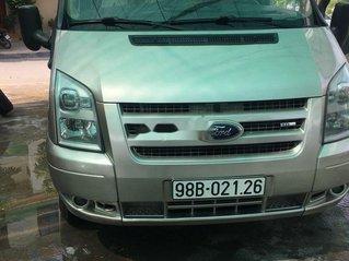 Bán Ford Transit 2013 năm sản xuất 2013, màu bạc