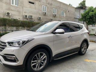 Bán Hyundai Santa Fe sản xuất năm 2016, màu trắng