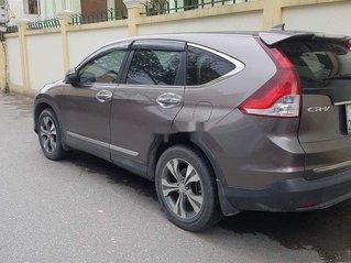 Gia đình bán Honda CR V 2.4L đời 2014, màu nâu