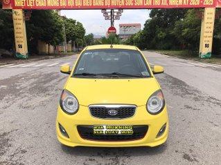 Kia Morning SLX 1.0AT cuối 2010, nhập khẩu, tự động, màu vàng, 1 chủ biển vip 4 số, mới Nhất Việt Nam