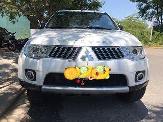Cần bán gấp Mitsubishi Pajero Sport sản xuất năm 2012, màu trắng