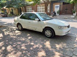 Bán Toyota Corolla Altis 1997, màu trắng, số sàn, giá chỉ 135 triệu