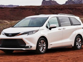 Bán xe Toyota Sienna Limited 2021