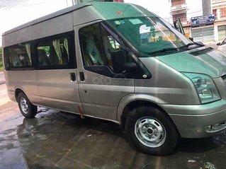 Bán Ford Transit sản xuất 2013, màu bạc còn mới, giá 275tr