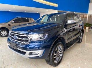 Ford Everest 2020 giảm giá khủng trong tháng, tặng nhiều phụ kiện, giao xe ngay