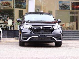 Bán Honda CR-V 2020 + quà tặng, ưu đãi cực khủng + hỗ trợ vay trả góp 80% + giao xe ngay, thủ tục nhanh chóng