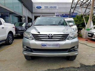 Toyota Fortuner 2.7V AT 2016 xe bán chính hãng