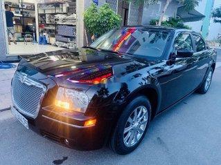 Cần bán gấp Chrysler 300C đời 2009, màu đen, nhập khẩu nguyên chiếc