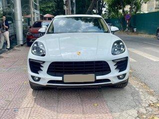 Chính chủ bán Porsche Macan 2.0L sản xuất 2016, màu trắng nội thất be, đăng ký T11/2016 tên tư nhân