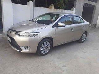 Bán Toyota Vios E 2015 còn mới, giá tốt