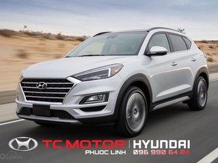 Bán xe Hyundai Tucson 2020 trả trước 24% - khuyến mãi 40tr, xe sẵn đủ màu giao xe ngay. LH Phước Linh