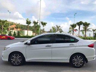 Bán Honda City 1.5 đời 2019, màu trắng còn mới, giá 540tr