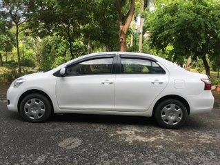 Bán xe Toyota Vios 1.5 màu trắng SX 2011, xe cực đẹp, máy gầm cực chất