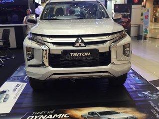 Mitsubishi Triton giá siêu ưu đãi, trả góp lên đến 80%, tặng nắp thùng, bảo hiểm, 120 triệu nhận xe ngay