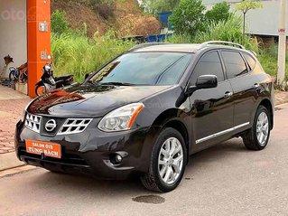 Bán Nissan Rogue 2.5 2010, màu đen, xe nhập còn mới, giá tốt