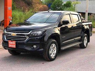 Bán xe Chevrolet Colorado 2.5MT đời 2017, màu đen, xe nhập còn mới