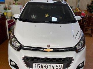 Chính chủ bán xe Chevrolet Spark LT đời 2018, màu trắng