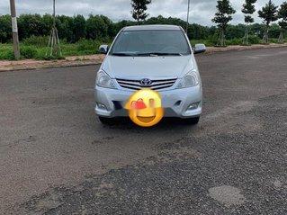 Cần bán xe Toyota Innova G năm sản xuất 2009, màu bạc