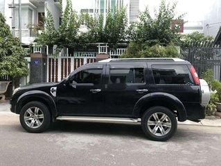 Cần bán xe Ford Everest đời 2011, màu đen, giá cạnh tranh