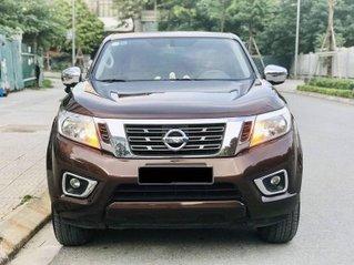 Cần bán xe Nissan Navara đời 2016, màu nâu, nhập khẩu