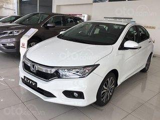 [Honda Kiên Giang] Honda City 2020 + ưu đãi cực khủng + hỗ trợ vay trả góp 80% + sẵn xe giao xe ngay