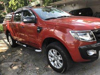 Bán ô tô Ford Ranger đăng ký lần đầu 2014, màu đỏ, nhập khẩu, giá 470 triệu đồng