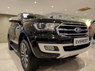 Bán Ford Everest - hỗ trợ khuyến mãi về giá đẹp, trả góp 85% giá rẻ nhất Miền Nam
