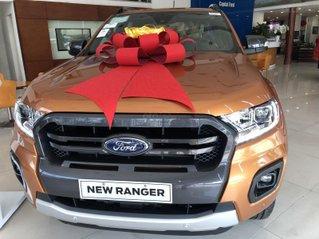 [Siêu ưu đãi] Ford Ranger Wildtrak 2020 Biturbo - khuyến mãi tháng ngâu giảm giá cực ngầu - trả trước 160 triệu lấy xe ngay