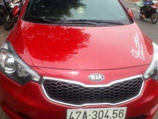 Cần bán lại xe Kia K3 sản xuất 2015, màu đỏ số tự động