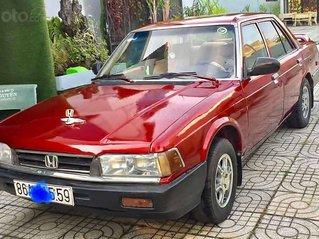 Cần bán Honda Accord sản xuất năm 1990, màu đỏ, nhập khẩu còn mới