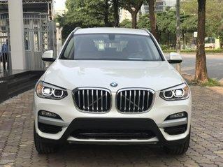 BMW X3 2020 mới 100% xe nhập đủ 8 màu, giao ngay. Ưu đãi 100% phí trước bạ, bảo hiểm thân vỏ, LH trực tiếp để ưu đãi