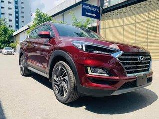 Bán Hyundai Tucson 2020 số tự động, giảm 40 triệu TM-PK, giảm 50% thuế trước bạ, góp 85%, chỉ từ 200 triệu, đủ màu