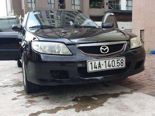 Bán Mazda 323 năm sản xuất 2001, màu đen, nhập khẩu